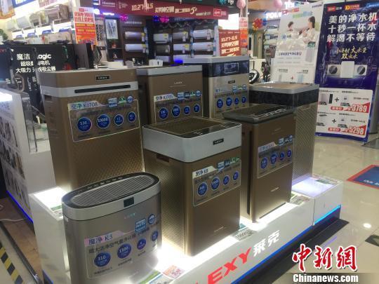 吸尘器半年销量超1000万台 线上市场占9成