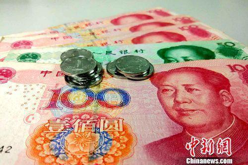 人民币回调幅度有点大 外资一直在抄底人民币资产