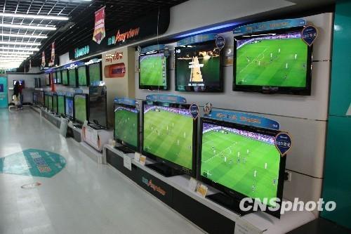 福建省7月生产彩电62.37万台